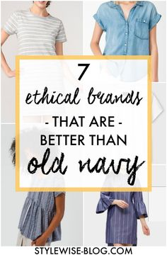 7 ethical brands tha