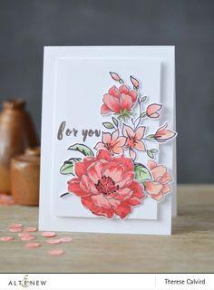 Beautiful Day Stamp Set - Altenew  - 18