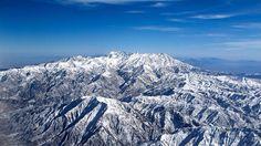 Snow in Afghanistan