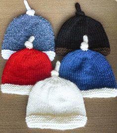 Antennae Baby Hat...FREE PATTERN