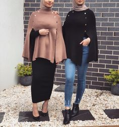 Check out our collections of Beautiful hijabs www. Modern Hijab Fashion, Muslim Fashion, Modest Fashion, Fashion Outfits, Modest Wear, Modest Outfits, Casual Outfits, Hijab Dress, Hijab Outfit