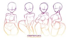 Free to use sketches by – New Art Drawing Female Body, Body Reference Drawing, Drawing Reference Poses, Couple Poses Drawing, Body Drawing Tutorial, Sketch Poses, Drawing Expressions, Art Poses, Anatomy Art