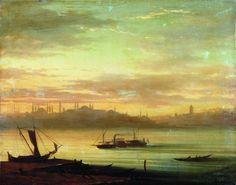 Ayvazovskiy Bosforus 1851