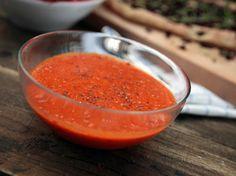 Anchochilikryddad tomat- och potatissås