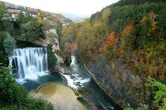 Bosna-Hersek'ten sonbahar kareleri...