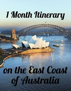 1 Month Itinerary on the East Coast of Australia – Antevasin
