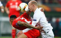 FC Augsburg vs Liverpool, Europa League: as it happened...: FC Augsburg vs Liverpool, Europa League: as it… #EuropaLeague #ManchesterUnited