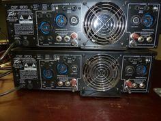 2 Peavy CS 800 Stereo Power Amplifier in Essen - Essen-Kray | Musikinstrumente und Zubehör gebraucht kaufen | eBay Kleinanzeigen