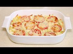 Если любите кабачки попробуйте эту запеканку. Быстрый и легкий ужин из кабачков. - YouTube Potato Salad, Potatoes, Ethnic Recipes, Youtube, Food, Casserole, Essen, Meal, Potato