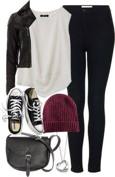 i would wear this i love casual outfits like this