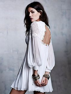Lou Lou Babydoll from Free People