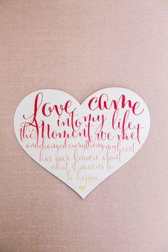 Heart-Theme Wedding. Photography: Jasmine Lee Photography - jasmineleephotography.com
