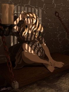 I was so happy when this happened. ASOIAF - Spoiler by ~ClaireLyxa on deviantART Cersei Lannister, Jaime Lannister, Fantasy Rpg, Medieval Fantasy, Dark Fantasy, Fantasy Character Design, Character Inspiration, Character Art, Fantasy Characters