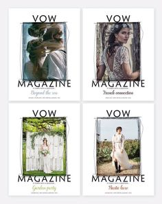 Media Tweets by VOW Magazine (@VowMag) | Twitter
