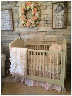 88 Baby Girl Nursery Design Ideas 87