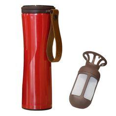 Xiaomi Travel Mug Moka Smart Coffee Tumbler Portable Vacuum Bottle OLED Touch Screen Thermos Stainless Steel Coffee Cup Coffee Tumbler, Coffee Cups, Sous Vide, Portable Vacuum, Isolation, Vacuum Flask, Moka, Travel Mug, Water Bottle