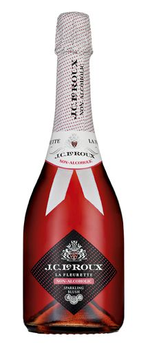 Sparkling Times   J.C. le Roux's latest offering, the friendly, bubbly La Fleurette, has a pretty pink hue and notes of plum and strawberry. Best of all, it's alcohol-free so you can indulge in a second glass. (R46, leading liquor stores nationwide)