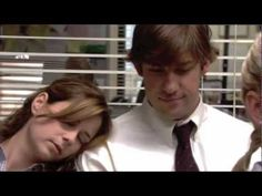 Jim and Pam. The best office romance of all time. Pam is so dorky, but she has the love of her life. But then so is Jim (The Office) Jim The Office, Vanity Fair, Jim Pam, Jim Halpert, Tv Couples, Michael Scott, Parks N Rec, Best Couple, Perfect Couple