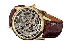 Made in Germany Berlin Diamonds Pionier - Skeleton Watches, Berlin Germany, Jewelry Watches, Accessories, Diamonds, Shop, Clocks, Wristwatches, Diamond