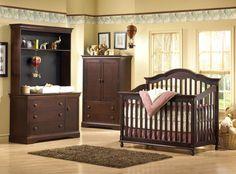Chambre à coucher bébé | ... baby bedroom / Chambre à coucher de bébé collection Chalet Francais
