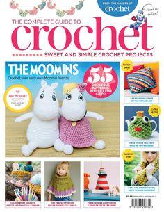 Inside Crochet №67 2016 - 轻描淡写 - 轻描淡写