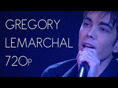 [720p] Grégory Lemarchal - Olympia Concert 2006 | Грегори Лемаршаль - YouTube