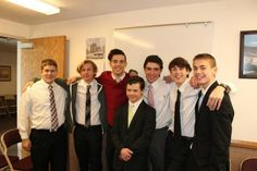 24 Young Men Give their Bishop an Unforgettable Gift