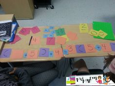 LOVED that Lesson: creating your own algebraic property activity!  Easy to create and implement!