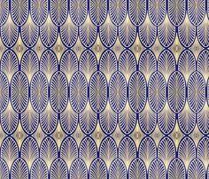Fan A fabric by veemichelle on Spoonflower - custom fabric