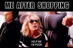 15 Hilarious Memes That Will Speak to Anyone Addicted To Shopping - Einkaufen Funny Shopping Memes, Shopping Quotes, Shopping Day, Girls Shopping, Online Shopping, Funny Quotes, Funny Memes, Love To Shop, Try On