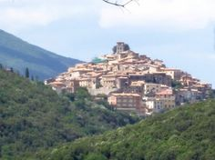 Cooking in the Undiscovered Hill Town of Casperia, Italy