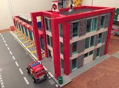 """Résultat de recherche d'images pour """"lego fire brigade moc"""""""