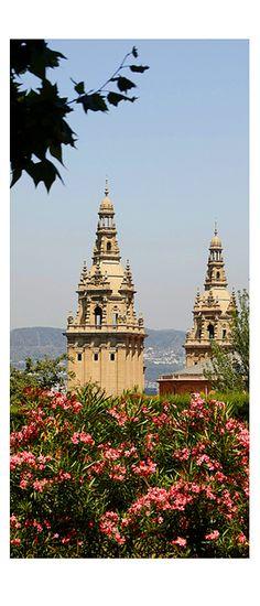 Montjuïc Barcelona,  Catalonia
