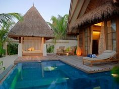 Jumeirah Vittaveli Resort – Maldives
