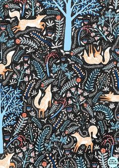 Zanna Goldhawk Illustration