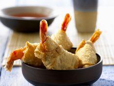 Shrimps im Teigmantel auf Thai-Art | eatsmarter.de