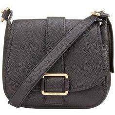 d415ab3bb282 MICHAEL Michael Kors Maxine Large Leather Across Body Bag