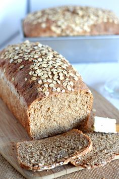 No Knead Honey Whole Wheat Bread Nom Nom Nom Pinterest Honey And Carrots