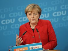 Angela Merkel announces she will run for fourth term as German Chancellor #angela #merkel #announces #fourth #german #chancellor