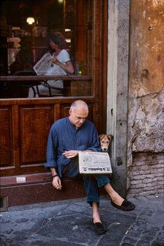 Rome, Italy - Steve McCurry