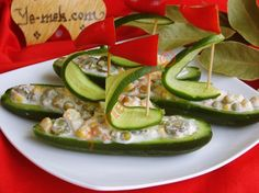 Salatalık Yelkenleri Tarifi