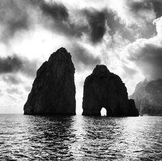 Reignite romance on the quiet coast of #Capri. Photo courtesy of @ keeksatl via Instagram
