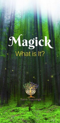 What is Magick? An Inner Spirit Teacher's Perspective : Raina discusses what magick is and gives a list of components important to working magick on your own Spiritual Enlightenment, Spiritual Path, Spiritual Awakening, Spirituality, Celtic Druids, Witchcraft For Beginners, Traditional Witchcraft, Spiritual Development, Psychic Development