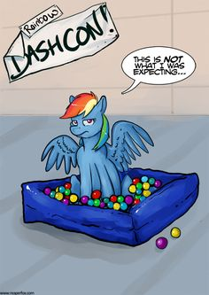 Sorry, wrong DASHcon... by reaperfox.deviantart.com on @DeviantArt