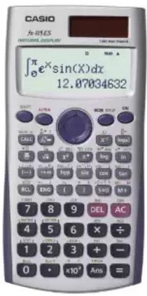 CASIO Scientific Calculator with 300 Built-in Functions Sin Cos Tan, Problem Solving, Casio, Calculator, Ms, Products, Computers, Beauty Products