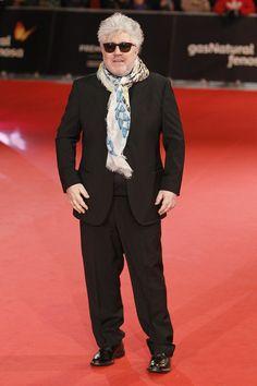Pedro Almodóvar en los Premios Feroz 2014