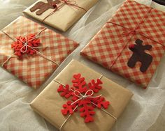 Prezenty #eko #papier #eco #ecopaper #christmas #christmasidea #idea #xmas #gift #giftidea #prezenty #pomysly #diy #komodapomyslow #renifer
