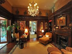 victorian decor | Old World, Gothic, and Victorian Interior Design: March 2012
