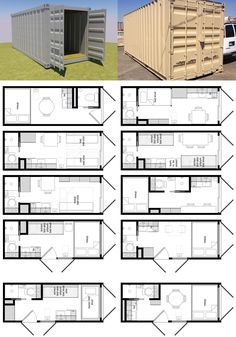 Container House - 20 Foot Shipping Container Floor Plan Brainstorm Tiny House Living Floor Plans For Shipping Container Homes,Backgrounds - Who Else Wants Simple Step-By-Step Plans To Design And Build A Container Home From Scratch?
