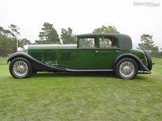 1931 Bentley 8 Litre